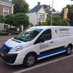 Autobelettering Stukadoorsbedrijf Van der Meijde