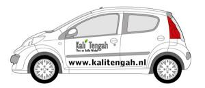 Autobelettering Den Haag